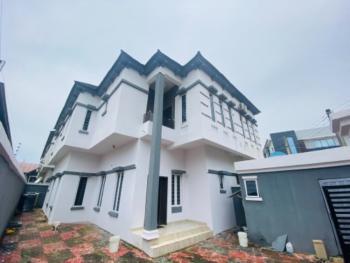 Specious 4 Bedroom Semi Detached Duplex with Domestic Room, By Chevron, Lekki Expressway, Lekki, Lagos, Semi-detached Duplex for Sale