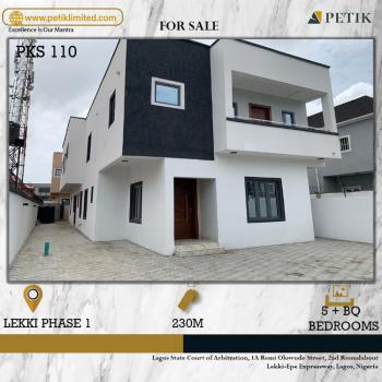 5 Bedroom, Lekki Phase 1, Lekki, Lagos, Detached Duplex for Rent