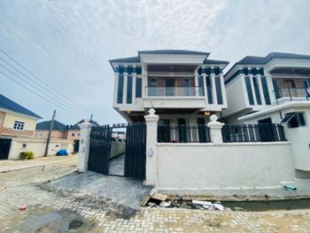 Humongous 5 Bedroom Fully Detached Duplex with Domestic Room, By Chevron, Lekki Expressway, Lekki, Lagos, Detached Duplex for Sale
