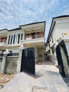 Specious 4 Bedroom Semi Detached Duplex, By Chevron, Lekki Expressway, Lekki, Lagos, Semi-detached Duplex for Sale