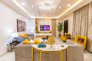 Luxury 4 Bedroom Terrace Duplex, Ihuntayi Road, Oniru, Victoria Island (vi), Lagos, Terraced Duplex Short Let