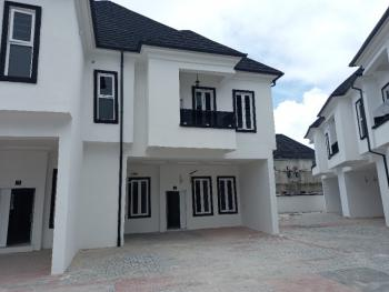 Serviced 4 Bedrooms Semi Detached Duplex, Off Orchid Hotel Road, Ikota, Lekki, Lagos, Semi-detached Duplex for Sale