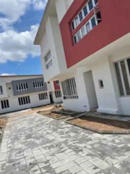 4 Bedroom Terrace Duplex with a Bq Carcass, Lokogoma District, Abuja, Terraced Duplex for Sale