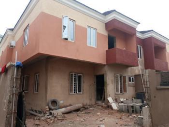 Off Plan 4 Bedroom Semi Detached Duplex with Bq, Ifako, Gbagada, Lagos, Semi-detached Duplex for Sale