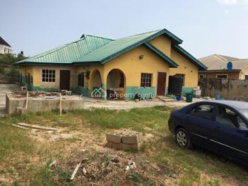 4bedroom Bungalow All Rooms Ensuite, Alogba Estate Along Ebute Igbogbo Road, Ebute, Ikorodu, Lagos, Detached Bungalow for Sale