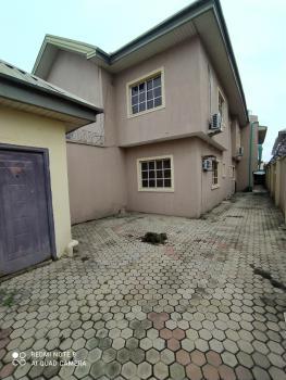 Beautiful Spacious 4 Bedroom Semi Detached Duplex All Room Ensuite, Estate, Omole Phase 2, Ikeja, Lagos, Semi-detached Duplex for Rent