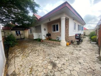 Luxury Three Bedroom Bungalow with Bq, Road112, Life Camp, Abuja, Detached Bungalow for Sale