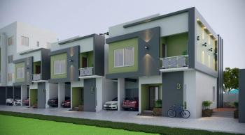 a Brand New 4 Bedroom Terraced Duplex in a Luxury Estate, By Abraham Adesanya, Lekki Phase 2, Lekki, Lagos, Terraced Duplex for Sale
