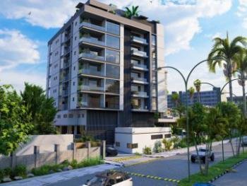 a Brand New 2 Bedroom Apartment in a Luxury Estate, By Abraham Adesanya, Lekki Phase 2, Lekki, Lagos, Block of Flats for Sale