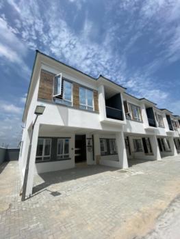 Luxury 4 Bedroom Terrace Duplex, Off Orchid Road, Lafiaji, Lekki, Lagos, Terraced Duplex for Sale
