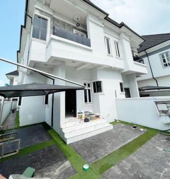 4 Bedroom Semi Detached Duplex, Chevron Road, Lekki, Lagos, Flat / Apartment for Rent