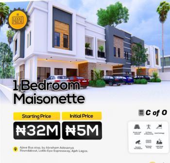 One Bedroom Maisonette, Ajiwe, Ajah, Lagos, House for Sale