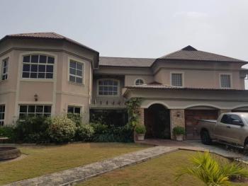 6 Bedroom Fully Detached House + 2 Room Bqs, Estate, Nicon Town, Lekki, Lagos, Detached Duplex for Sale