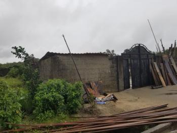 Developed 1000sqm in a Good Location, Lekki Scheme 2 Off Ogombo Road Abraham Adesanya, Ajah, Lagos, Residential Land for Sale