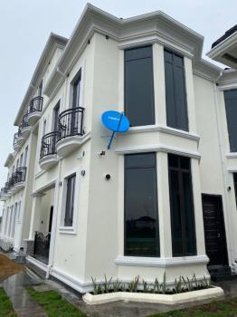 Luxury 3 Bedroom Semi Detached Duplex with Study and B.q, Cowrie Creek Estate, Spar Road, Ikate Elegushi, Lekki, Lagos, Semi-detached Duplex for Sale