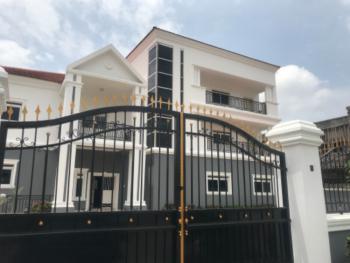 Ambassadorial 5 Bedroom Duplex + 3 Bedroom Guest Chalet, Asokoro District, Abuja, Detached Duplex for Rent
