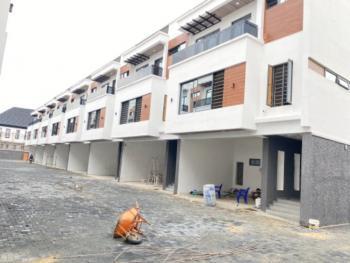 Serviced 4 Bedroom Terrace Duplex Swimming Pool, Ologolo, Lekki, Lagos, Terraced Duplex for Sale