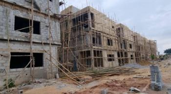 Elegant 6 Bedroom Villa - Fully Detached Duplex, City View, Gudu, Abuja, Detached Duplex for Sale
