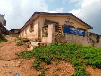 Strategic Mixed-use 8 Room Tenement Bungalow Near The Road, 4, Alapinni Layout, Oke Irorun Owode Boluwaji Off Lagos-ibadan Express, Ibadan, Oyo, Detached Bungalow for Sale