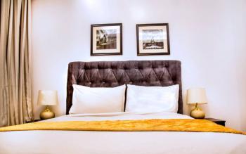 Luxurious 3 Bedroom Apartment, Ahmadu Bello Way, Eko Atlantic City, Lagos, Flat / Apartment Short Let