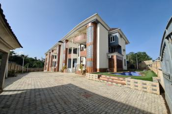 Well Finished 4 and 5 Bedroom Terrace Duplex, Guzape District, Abuja, Terraced Duplex for Sale