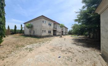 Massive 4 Bedroom Terraces, 30 Seconds From The Magistrate Court., Life Camp, Abuja, Terraced Duplex for Sale