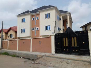 6 Nos of 2 Bedroom Flat Plus 3 Bedroom Duplex, Ponle Estate, Akowonjo, Egbeda, Alimosho, Lagos, Block of Flats for Sale