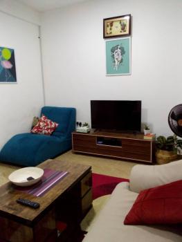 One (1) Bedroom Serviced Furnished Apartment, Ria Close,bria Street Off Ademola Adetokunbo, Wuse 2, Abuja, Mini Flat Short Let