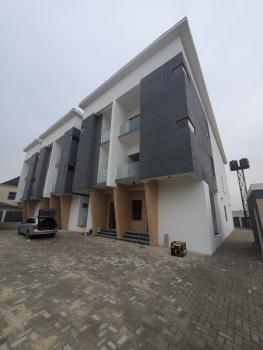 a Lovely 4 Bedroom Terraced Duplex with 1 Bq, Nike Art Gallery, Ikate Elegushi, Lekki, Lagos, Terraced Duplex for Rent