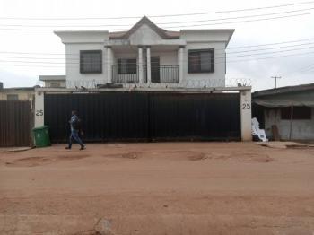 5 Bedroom Duplex with C of O, 25, Fajumobi Street, Off Ponle Bus Stop, Egbeda, Alimosho, Lagos, Detached Duplex for Sale