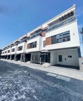 4 Bedroom Terrace with Bq, Ologolo, Lekki Phase 2, Lekki, Lagos, Terraced Duplex for Sale