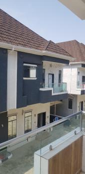 4 Bedroom Semidetached with One Room Bq, Villa Estate, Ikota, Lekki, Lagos, Semi-detached Duplex for Sale