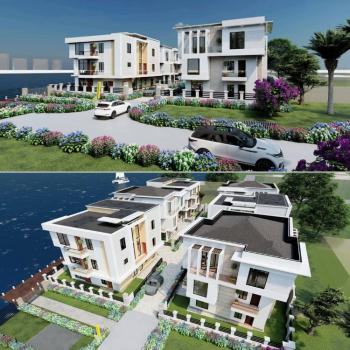 Water Front Luxury 5 Bedroom Detached Duplex with Jetty, Osborne Foreshore, Ikoyi, Lagos, Detached Duplex for Sale