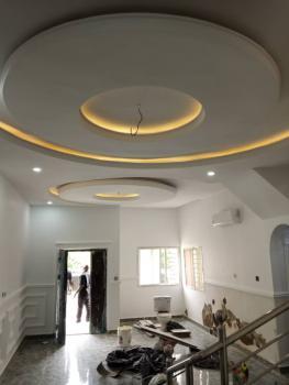 a Brand New 4 Bedroom Terraced Duplex., 65, Bala Kona Str, Life Camp, Abuja, Terraced Duplex for Rent