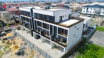 Newly Built 3 Bedroom Penthouse Flat with Elevator, Lekki Phase 1, Lekki, Lagos, Flat / Apartment for Sale