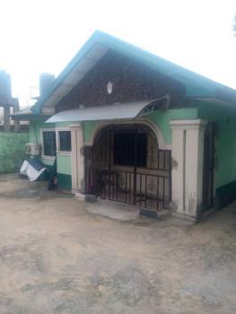 Explicit 4 Bedroom Bungalow, Rukpokwu. Port Harcourt, Obio-akpor, Rivers, House for Sale