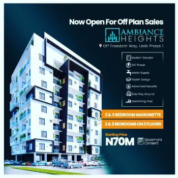 Ambiance Apartments, Lekki Phase 1, Lekki, Lagos, House for Sale