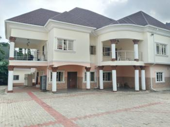 Well Finished Standard 6 Bedroom Duplex with 1 Bedroom Guest&1 Room Bq, By Sectraco, Gwarinpa, Abuja, Detached Duplex for Sale