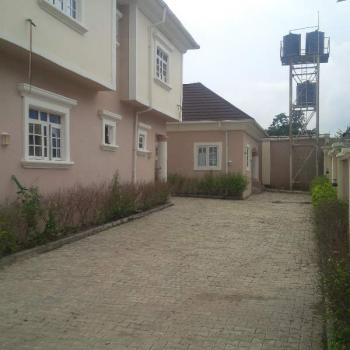 Newly Finished & Topnotch 4 Bedroom Detached Duplex with 2 Units, 2 Bedroom Guest Chalet, Marcus Poly Estate, Near Charly Boy, Gwarinpa, Abuja, Detached Duplex for Sale