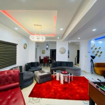 Modern 4 Bedroom Detached Duplex with Excellent Facilities, Ikate, Lekki, Lagos, Detached Duplex Short Let