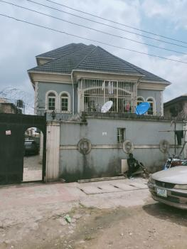 Block of 3 Bedroom Apartments, Ago Palace, Isolo, Lagos, Block of Flats for Sale