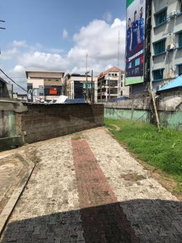1,000sqm with Demolishable Building on It, Directly on Allen Avenue, Ikeja, Lagos, Mixed-use Land for Sale