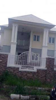 4 Bedroom Fully Detached Duplex with 2 Rooms B Q, N N P C Estate, Lugbe District, Abuja, Detached Duplex for Sale