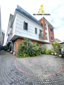 Super Spacious 5 Bedroom Semi-detached Duplex, Lekki Phase 1, Lekki, Lagos, Semi-detached Duplex for Sale