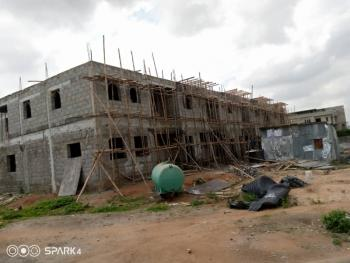 Luxury 2 Bedroom Apartment, By Naf Quarters, Jahi, Abuja, Block of Flats for Sale