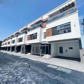 4 Bedroom Terrace Townhouse with Swimming Pool and Gym., Ologolo, Lekki, Lagos, Terraced Duplex for Sale