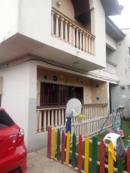 Spacious 5 Semi Detached Duplex with 2 Rooms Bq, Atunranse Estate, Gbagada, Lagos, Semi-detached Duplex for Sale