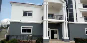 Brand New 5 Bedroom Detached Duplex with 3 Rooms Bq, Guzape District, Abuja, Detached Duplex for Rent
