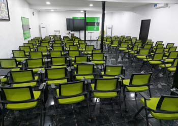State-of-the-art Halls for Training and Seminars, Farmkonnect Office, T-xclusive Road, Bode-wasimi Bust Stop, Bashorun, Ibadan North-east, Oyo, School Short Let