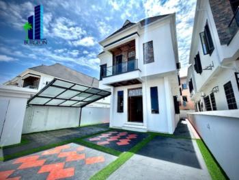 Luxurious 5 Bedrooms +1 Bq Fully Detached Duplex, Oral Estate, Chevron Axis, Lekki, Lagos, Detached Duplex for Sale
